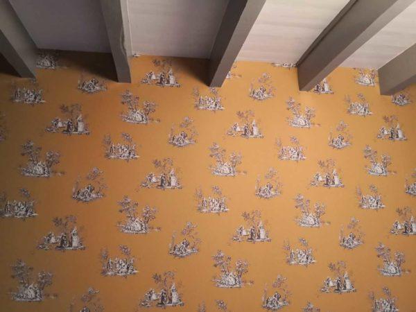 Amenagement interieur papier peint Loudeac Ponti 3 - Papier-peint