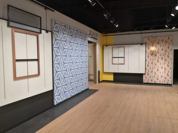 Amenagement interieur papier peint Loudeac Ponti 5 - Papier-peint