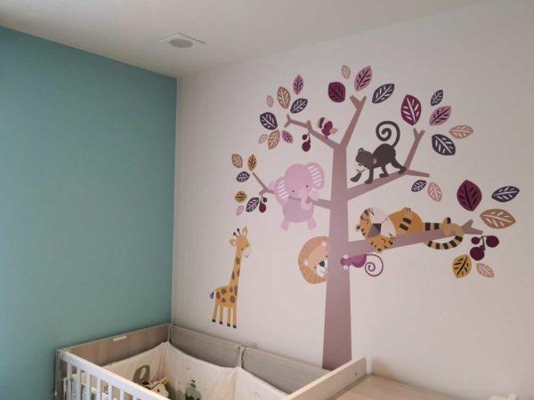 Peinture interieure mur plafond boiseries Loudeac Pontivy 15 1 - Mur