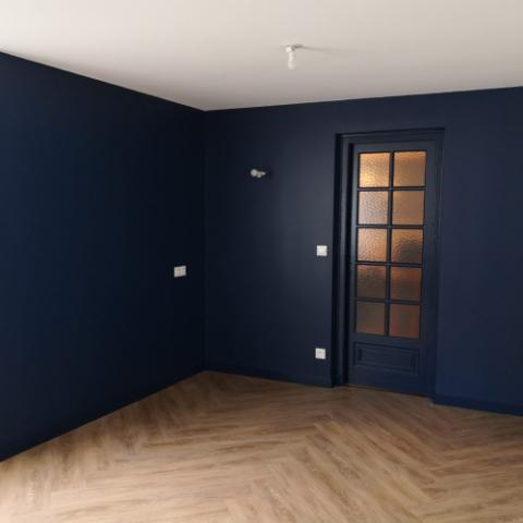 Peinture interieure mur plafond boiseries Loudeac Pontivy 2 - Accueil