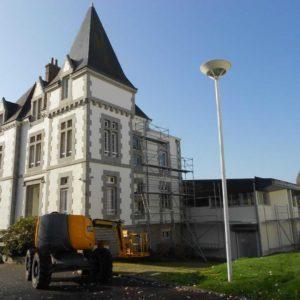 Ravalement facade peinture exterieure Loudeac Pontivy 10 - Ravalement de façade