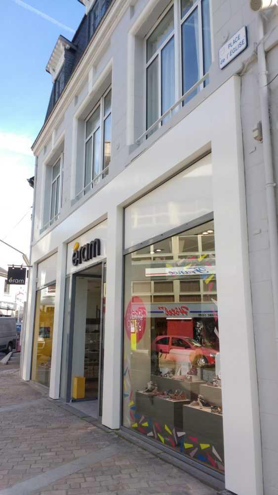 Ravalement facade peinture exterieure Loudeac Pontivy 15 - Ravalement immeuble
