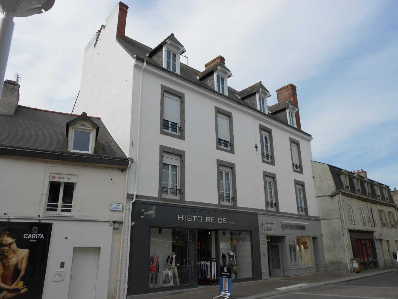 Ravalement facade peinture exterieure Loudeac Pontivy 16 - Ravalement de façade