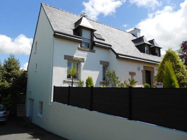 Ravalement facade peinture exterieure Loudeac Pontivy 24 - Ravalement maison